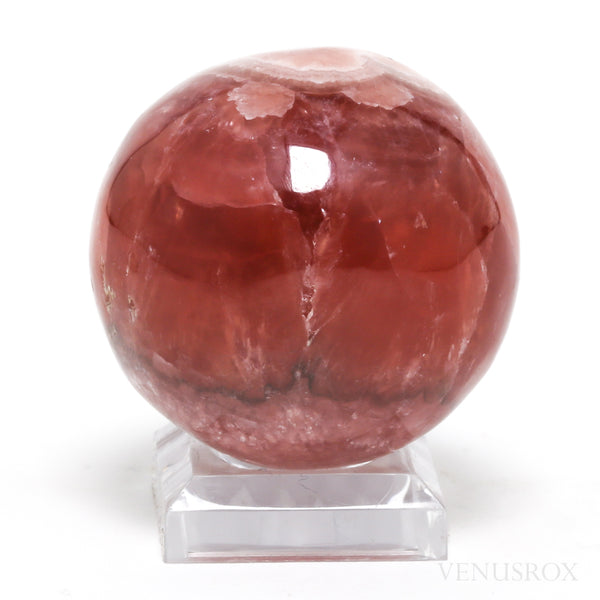Rhodochrosite Polished Sphere from Argentina | Venusrox