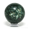 Ruby in Fuchsite Polished Sphere from Karnataka, India | Venusrox