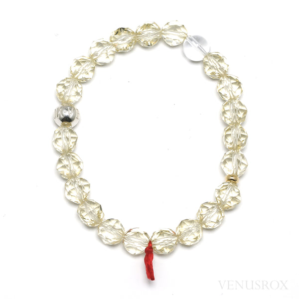 Bytownite Bead Bracelet from Mexico | Venusrox
