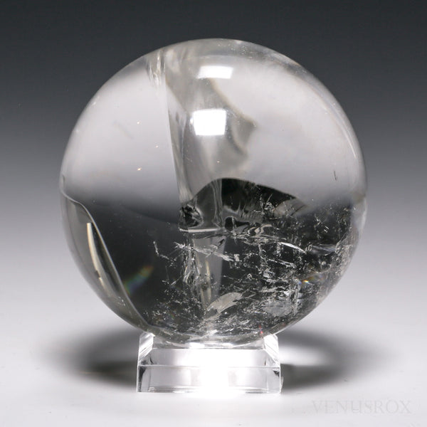 Lemurian Quartz Polished Sphere from Brazil | Venusrox