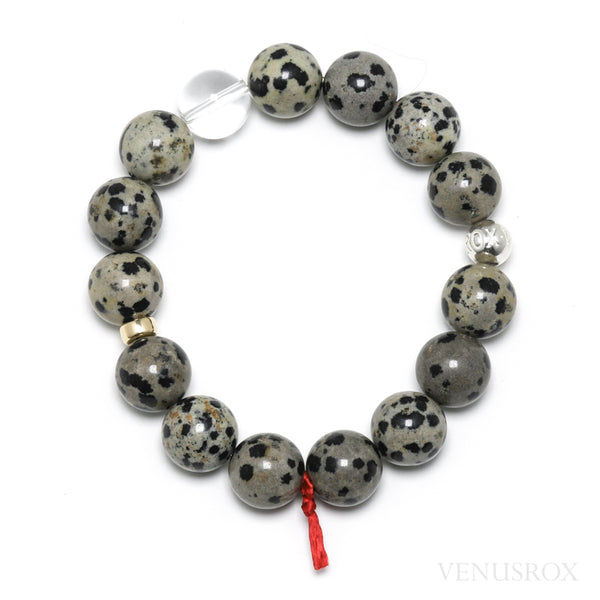 Dalmatian Jasper Bracelet from China | Venusrox