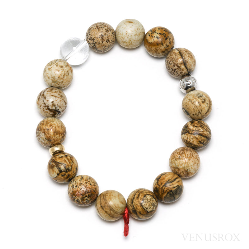 Picture Jasper Bead Bracelet from China | Venusrox
