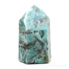 Amazonite Polished Point from Brazil | Venusrox