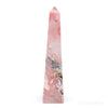 Pink Opal Polished Point from Peru | Venusrox