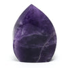 Amethyst Polished 'Flame' from Brazil | Venusrox