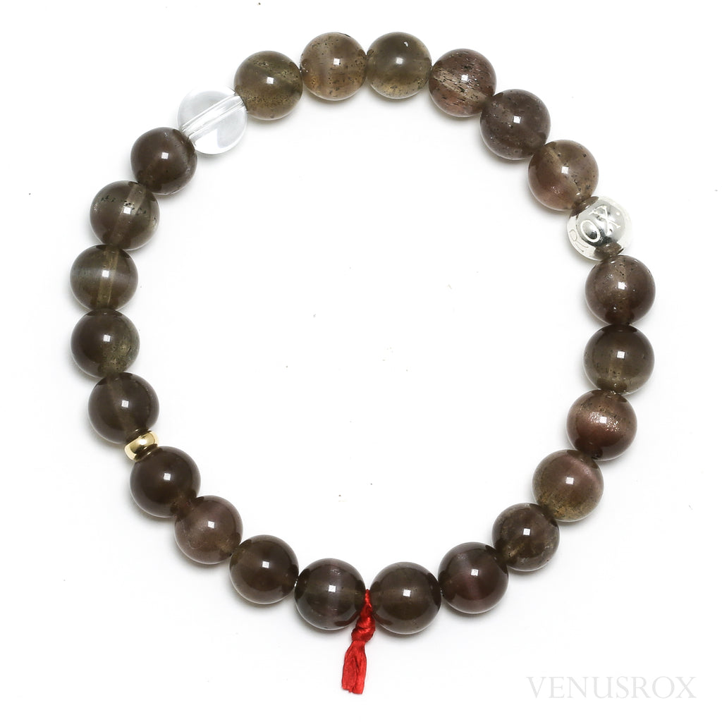 Scapolite Bead Bracelet from India | Venusrox