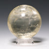 Honey Calcite Polished Sphere from China | Venusrox
