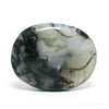 Moss Agate Polished Crystal from India | Venusrox