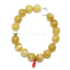 Yellow Opal Bead Bracelet from Mexico | Venusrox
