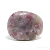 Pink Tourmaline & Lepidolite in Quartz Polished Crystal from Brazil | Venusrox