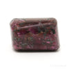 Ruby Polished Crystal from India | Venusrox