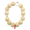 White Amazonite Bead Bracelet from Argentina | Venusrox