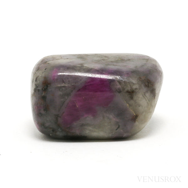 Ruby in Feldspar Polished Crystal from India | Venusrox