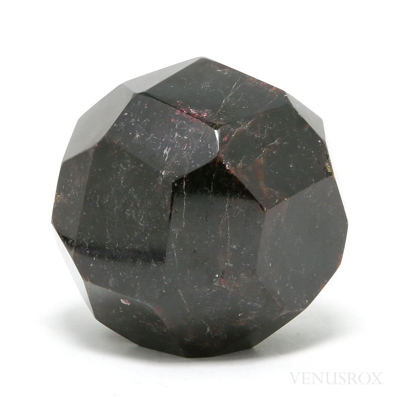 Almandine Garnet Polished Crystal from India | Venusrox