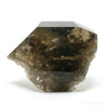 Smoky Rutilated Lodalite Quartz with Manifester Polished/Natural Crystal from Brazil | Venusrox