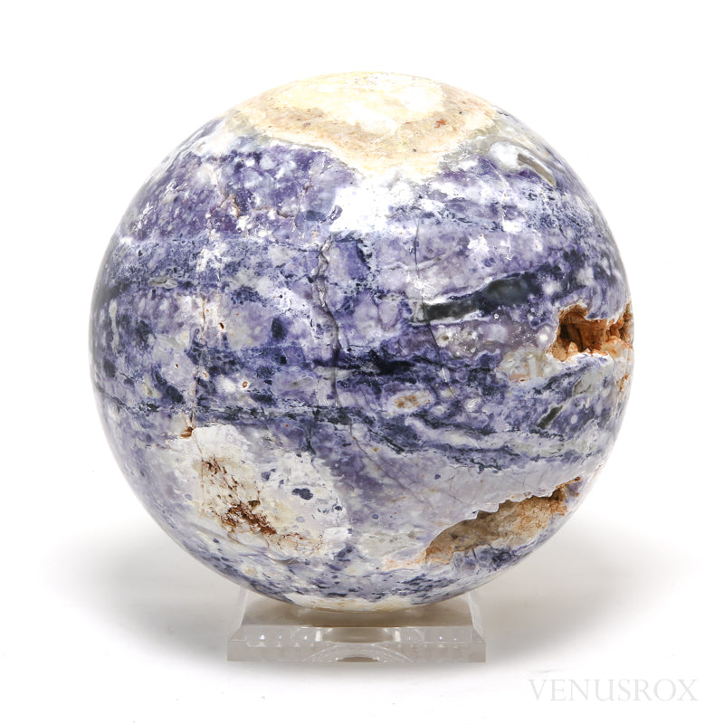 Fluorite Sphere from Mexico | Venusrox