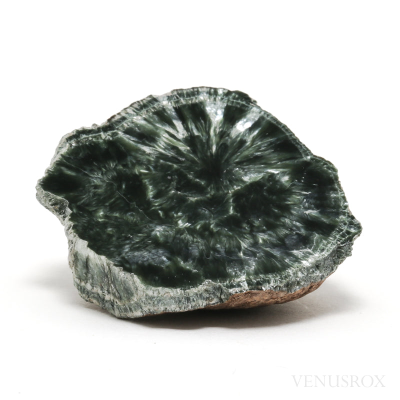 Seraphinite Polished/Natural Crystal from Siberia, Russia | Venusrox