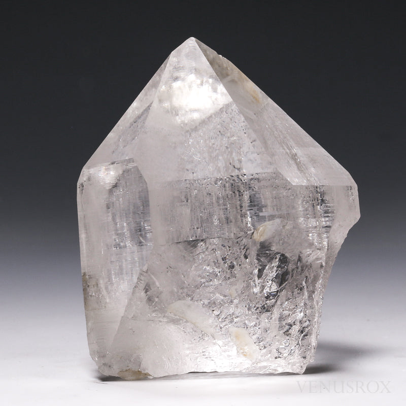 Natural Himalayan Quartz Point from the Meru Peak Foot Hills, Garhwal, Uttarakhand, Indian Himalayas | Venusrox