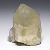 Sulphur in Quartz Part Polished/Part Natural from Brazil | Venusrox