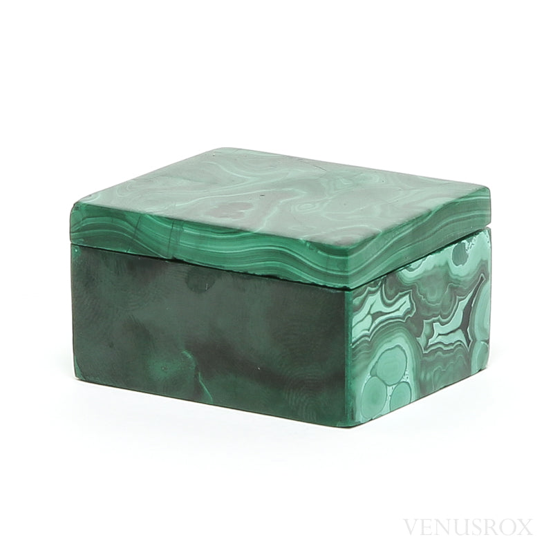 Malachite Box from the Democratic Republic of Congo | Venusrox