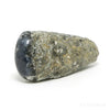Blue Kyanite Part Polished/Part Natural Crystal from Brazil | Venusrox