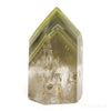 Phantom Quartz Polished Point from Brazil | Venusrox