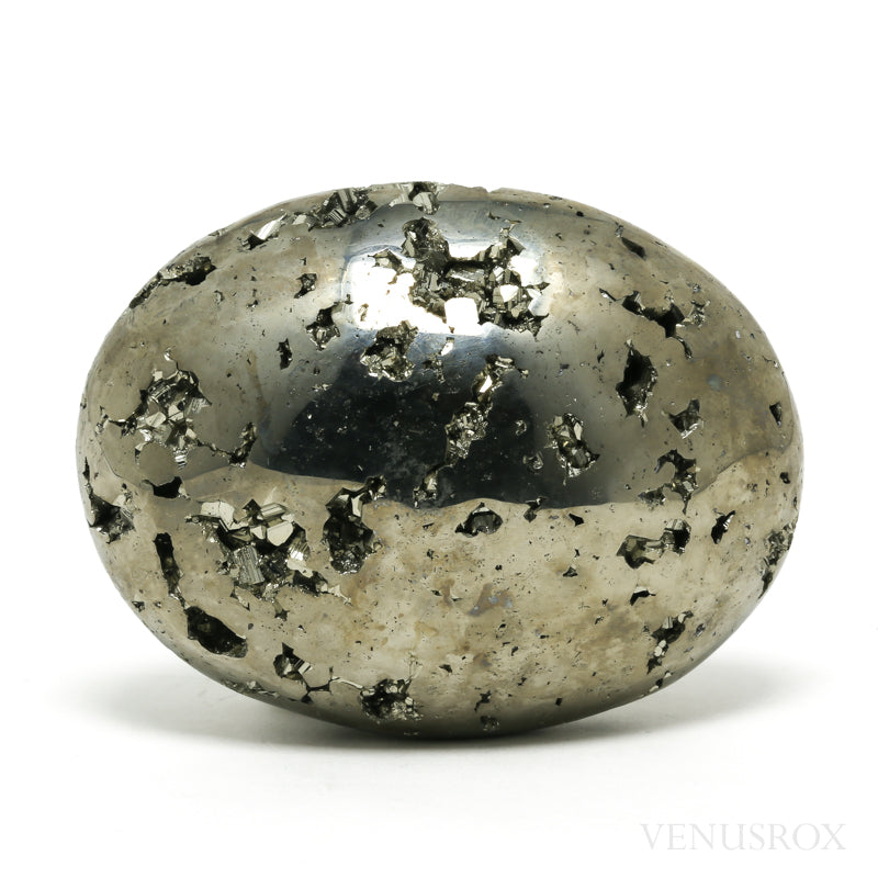 PYRITE GEODE POLISHED CRYSTAL