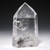 Clear Quartz Polished Point from Minas Gerais, Brazil | Venusrox