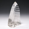 QUARTZ (LEMURIAN) POLISHED/NATURAL POINT