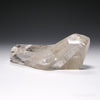 Lemurian Quartz Part Polished/Part Natural Twin Cluster from Brazil | Venusrox
