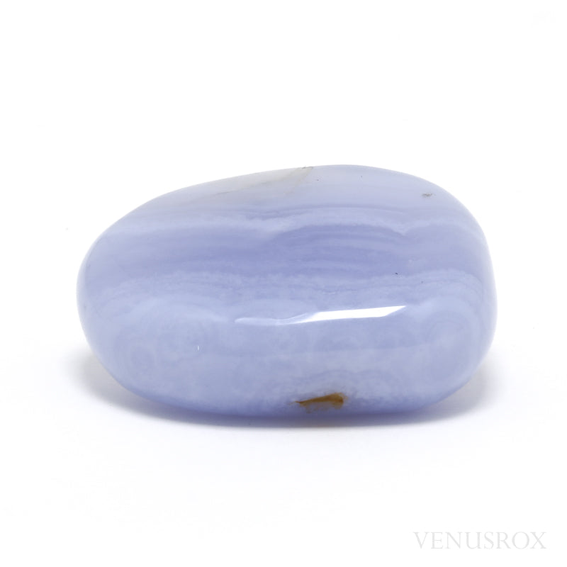 Blue Lace Agate Polished Crystal from Namibia | Venusrox