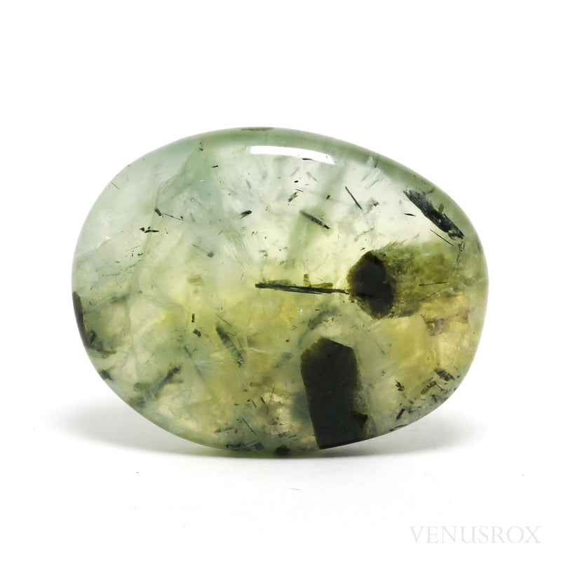 Prehnite with Epidote Polished Crystal from Kayes Region, Mali, Africa | Venusrox