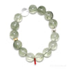 Actinolite in Quartz Bracelet from Brazil | Venusrox