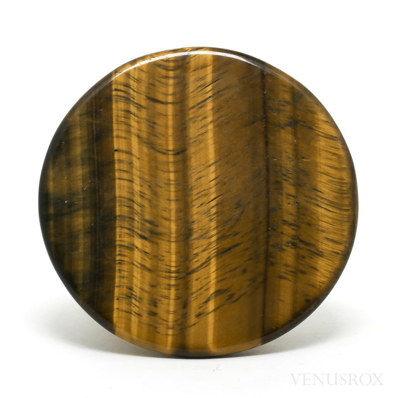 Tigers Eye Polished Crystal from South Africa | Venusrox