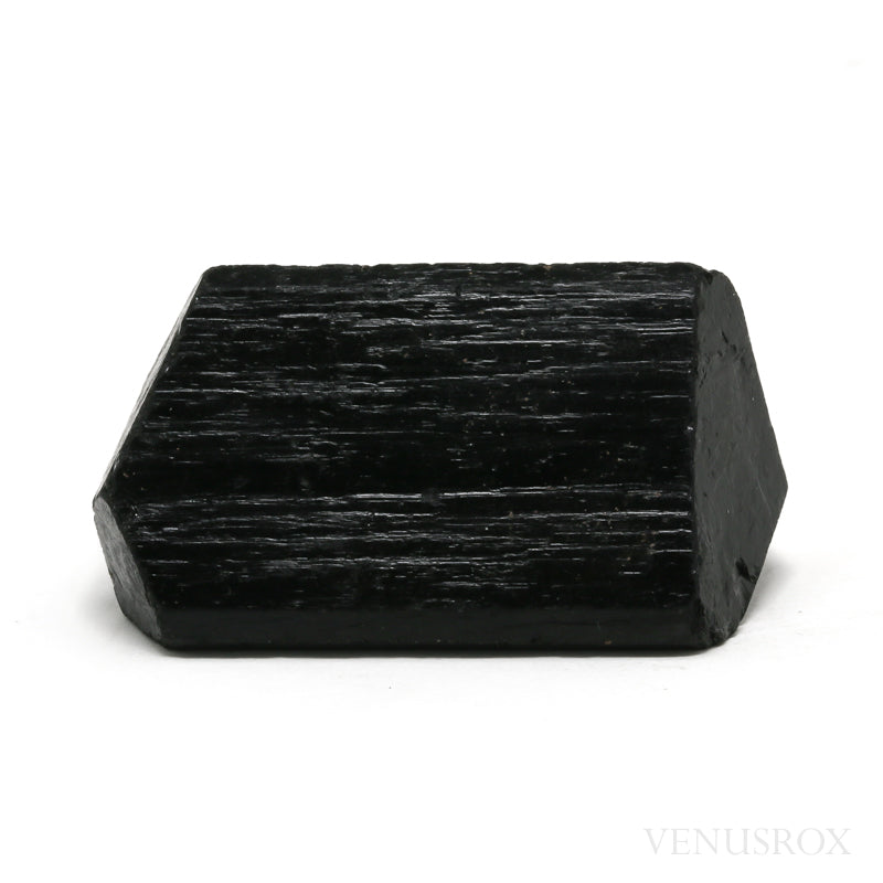 Black Tourmaline Double Terminated Natural Crystal from India | Venusrox