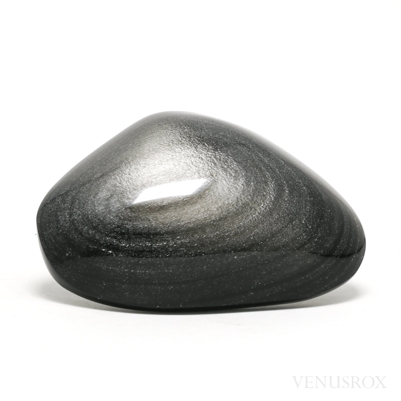 Silver Sheen Obsidian Polished Crystal from Mexico | Venusrox