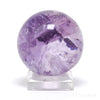 Amethyst Phantom Elestial Polished Sphere from Brazil | Venusrox