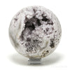 Quartz with Amethyst Geode Sphere from Brazil | Venusrox