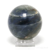 Blue Sapphire Polished Sphere from India | Venusrox