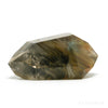 Amphibole Quartz (Angel Phantom Quartz) Double Terminated Polished Point from Brazil | Venusrox