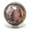 Pink Opal Polished Sphere from the Acari Mine, Caraveli Province, Arequipa Department, Peru | Venusrox
