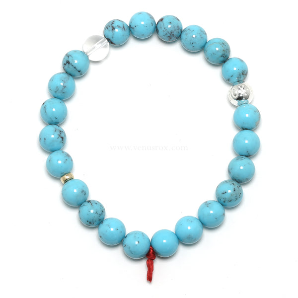 Turquoise Bracelet from Sonora, Mexico | Venusrox