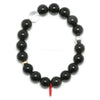Silver Sheen Obsidian Bead Bracelet from Mexico | Venusrox