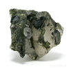 Green Tourmaline and Quartz Natural Cluster from Bahia, Brazil | Venusrox