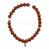 Red Jasper Bead Bracelet from South Africa | Venusrox