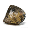 Smoky Quartz with Golden Rutile & Hematite Polished/Natural Crystal from Novo Horizonte, Bahia, Brazil | Venusrox
