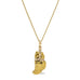 Gold Nugget (Natural) Pendant - Venusrox - 4