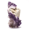 Amethyst on Matrix - Venusrox - 1