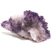Amethyst on Matrix - Venusrox - 2