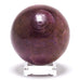 Ruby Polished Sphere - Venusrox - 1
